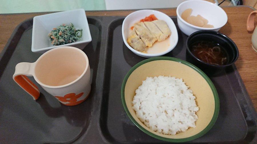 Re:病気になってからはじめる入院生活in食事編 part2